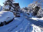 पहाड़ी राज्यों की बर्फबारी का मैदानी राज्यों में असर; बिहार, झारखंड और हरियाणा में हो सकती है बारिश|देश,National - Dainik Bhaskar