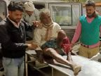 बेगूसराय के बीरपुर में शराब कारोबारी ने 6 लोगों को जमकर पीटा, 2 की स्थिति गंभीर|बिहार,Bihar - Dainik Bhaskar