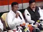कांग्रेस के प्रदेश प्रभारी ने राम का नाम बाजार में न बेचने की नसीहत भी दे दी|बिहार,Bihar - Dainik Bhaskar