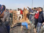 रांची-हजारीबाग फोरलेन सड़क के पास युवक की मिली लाश, गोली मारकर हत्या की आशंका|झारखंड,Jharkhand - Dainik Bhaskar