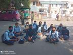 लाचू कॉलेज प्रशासन का फैसला शिक्षकों व कर्मचारियों को नहीं देंगे डीए|जोधपुर,Jodhpur - Dainik Bhaskar