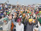 किसान आंदोलन के समर्थन में 3 घंटे इंदौर में जाम रहेगा हाईवे, राऊ पिगडंबर एबी रोड पर किसान करेंगे चक्का जाम|इंदौर,Indore - Dainik Bhaskar