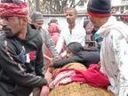 5 हत्याओं का आरोपी लाला गोप पीपल पर चढ़ा रहा था जल, साढ़ू ने चेहरे पर मार दी गोली|बिहार,Bihar - Dainik Bhaskar