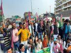 किसान संगठन के भारत बंद का राज्य में नहीं दिखा असर, विपक्षी पार्टियों का रहा सिर्फ नैतिक समर्थन|बिहार,Bihar - Dainik Bhaskar