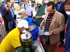 केंद्रीय मंत्री मुख्तार अब्बास नकवी ने कहा- 7 लाख से अधिकहुनरमंदों को रोजगार उपलब्ध कराएंगे|लखनऊ,Lucknow - Dainik Bhaskar