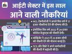 आईटी कंपनियों ने फिर शुरू की हायरिंग, कर्मचारियों को दे रहीं सैलरी में बढ़ोतरी और बोनस का ऑफर|बिजनेस,Business - Money Bhaskar