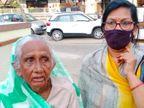 मास्क पहनकर घर में घुसे बदमाश, चाकू दिखा मां-बेटी के गहने लूटे, किचन में बंद कर हुए फरार|कोटा,Kota - Dainik Bhaskar