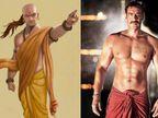 अजय देवगन दिसंबर से शुरू करेंगे चाणक्य की शूटिंग, 'सीक्रेट्स ऑफ सिनौली' के मेकर नीरज पांडे ने किया कन्फर्म|बॉलीवुड,Bollywood - Dainik Bhaskar