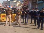व्यापारियों के विरोध के बाद प्रशासन ने बदला फैसला, अब सिर्फ चार पहिया वाहनों पर ही लागू होगा वन-वे नियम अलवर,Alwar - Dainik Bhaskar