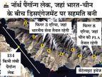 पैंगॉन्ग लेक इलाके में डिसएंगेजमेंट शुरू हुआ, इस समझौते से देश ने कुछ नहीं खोया: राजनाथ देश,National - Dainik Bhaskar