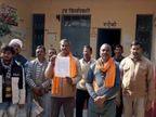 50 किसानों से 2 करोड़ का गेहूं खरीदा, चेक बाउंस होने पर BJP नगर अध्यक्ष समेत 4 पर FIR दर्ज|झांसी,Jhansi - Money Bhaskar