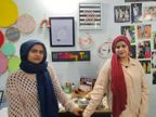 दो बहनों ने 300 रुपए में शुरू किया सैंडल का ऑनलाइन बिजनेस; हर साल 3 लाख रु. कमा रहीं, 6 देशों से आते हैं ऑर्डर|ओरिजिनल,DB Original - Dainik Bhaskar