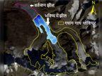 लाहौल स्पीति में 65 ग्लेशियर 360 झीलों में बदलेंगे, आकार करीब 50 वर्ग किमी का होगा|देश,National - Dainik Bhaskar