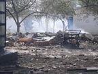 विरुद्धनगर की पटाखा फैक्ट्री में आग से मरने वालों की संख्या 16 हुई, 33 घायल; केमिकल मिक्स करते समय हुई घटना|देश,National - Dainik Bhaskar
