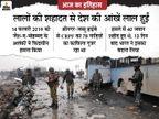 CRPF के काफिले से आतंकियों ने भिड़ा दी थी 350 किलो विस्फोटक से भरी SUV; 40 जवान हुए थे शहीद|देश,National - Dainik Bhaskar