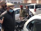 सॉफ्टवेयर इंजीनियर की घर के बाहर खड़ी कार का शीशा तोड़ लैपटॉप व 3 लाख की नकदी वाला बैग चोरी|जालंधर,Jalandhar - Dainik Bhaskar