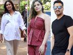 डिलीवरी से 2 दिन पहले भी शूटिंग में बिजी करीना कपूर, ट्विटर से परेशान ऋचा चड्ढा और नॉनस्टॉप शूटिंग के लिए तैयार अजय देवगन|बॉलीवुड,Bollywood - Dainik Bhaskar