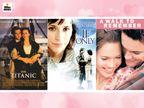 अकेली 'टाइटैनिक' नहीं, 'व्हाट ड्रीम्ज मे कम' से लेकर 'ए वॉक टू रिमेंबर' तक ये हैंलव स्टोरीज पर बनी दुनिया की सबसे बेहतरीन फिल्में|बॉलीवुड,Bollywood - Dainik Bhaskar
