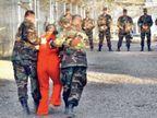 जो बाइडेन क्यूबा की दुर्दांत ग्वांतानमो बे जेल बंद करना चाहते हैं, इसमें संदिग्ध आतंकियों को रखता है अमेरिका|विदेश,International - Dainik Bhaskar