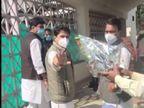 ज्योतिरादित्य सिंधिया बंगला अलॉट होने के 24 दिन बाद पहुंचे भोपाल; 18 साल के इंतजार के बाद मिला है सरकारी निवास|मध्य प्रदेश,Madhya Pradesh - Dainik Bhaskar