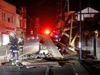 फुकुशिमा में लगातार दूसरे दिन धरती कांपी; भूकंप की तीव्रता 5.2 मापी गई, सूनामी की चेतावनी नहीं|विदेश,International - Dainik Bhaskar