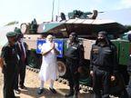 नरेंद्र मोदी ने तमिलनाडु में सेना को सौंपे 118 अर्जुन टैंक, 8400 करोड़ की लागत से DRDO ने तैयार किए|देश,National - Dainik Bhaskar