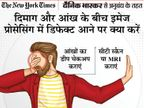 दिखना बंद हो गया है या धुंधला दिख रहा है तो हो सकती है ब्रेन ट्यूमर जैसी समस्या, टेस्ट कराना जरूरी|ज़रुरत की खबर,Zaroorat ki Khabar - Dainik Bhaskar