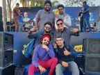 मुंबई से परफॉर्म करने भोपाल आए कबीर कैफे बैंड के मेंबर्स ने कहा- मौजूदा समय में कबीर जैसा बेधड़क बोलना मुश्किल|भोपाल,Bhopal - Dainik Bhaskar