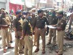 प्रयागराज में दिनदहाड़े बदमाशों ने दो युवकों पर की फायरिंग; एक ने दम तोड़ा, दूसरे की हालत गंभीर|इलाहाबाद,Allahabad - Dainik Bhaskar