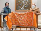 पीएम मोदी की ओर से कल पेश होगी चादर; केंद्रीय मंत्री नकवी लेकर आएंगे|अजमेर,Ajmer - Dainik Bhaskar