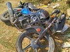 रांची में बिना हेलमेट चला रहे थे बाइक; घर से 500 मीटर दूर ट्रक की चपेट में आए दो युवक, स्थिति गंभीर|रांची,Ranchi - Dainik Bhaskar