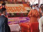 योगी आदित्यनाथ बोले- एक हजार साल बाद पहली बार महाराजा सुहेलदेव के शौर्य का हुआ सम्मान|लखनऊ,Lucknow - Dainik Bhaskar