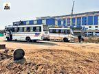 बैरिया से मार्च से नालंदा और नवादा के लिए चलेंगी बसें, मीठापुर से आईएसबीटी होते गया और जहानाबाद गईं 32 बसें|पटना,Patna - Dainik Bhaskar