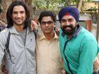 कमरे में लगी चार दोस्तों की फोटो में से दो चल बसे, बोले- जी करता है, वह पोस्टर ही हटा दूं|बॉलीवुड,Bollywood - Dainik Bhaskar