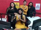 रेडियो कार्यक्रम 'महारानी' में पहुंचे TV अभिनेता वरुण जोशी, बड़ा बयान- बॉलीवुड में भी हैं नशे के आदी|हरियाणा,Haryana - Dainik Bhaskar