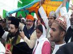 मुख्यमंत्री अशोक गहलोत की चादर पेश, मांगी अमन, चैन और खुशहाली के लिए दुआ|अजमेर,Ajmer - Dainik Bhaskar
