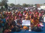राजस्थान की चार विधानसभा सीटों के उपचुनावों में बेरोजगार महासंघ ने उतारे उम्मीदवार; कहा- चाहे हमें वोट मत दें, लेकिन कांग्रेस को हराएं जयपुर,Jaipur - Dainik Bhaskar