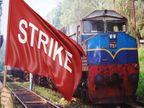 किसान महासभा देशभर में रेल रोकेगी, बिहार में मैट्रिक परीक्षा के कारण दोपहर 2 से 4 बजे के बीच ट्रेन रोकेंगे|बिहार,Bihar - Dainik Bhaskar