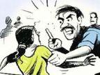 छेड़छाड़ मामले में जेल में था युवक; बाहर आया तो घर में घुसकर छात्रा को पीटा, जमानत पर खर्च हुए रुपए मांगे|बिलासपुर,Bilaspur - Dainik Bhaskar