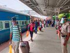 रेलवे 22 फरवरी से चलाएगी 35 नई अनरिजर्व्ड ट्रेनें, स्टेशन से ही टिकट लेकर कर सकेंगे सफर|बिजनेस,Business - Dainik Bhaskar