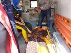 चौथे दिन अनशन पर बैठे 5 अभ्यर्थियों की तबीयत बिगड़ी, अस्पताल में करवाया गया भर्ती, BJP प्रदेशाध्यक्ष ने कहा- सरकार युवाओं से बात करे|जयपुर,Jaipur - Dainik Bhaskar
