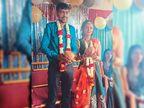 बाथरूम में मृत हालत में मिले मूकबधिर युगल, 15 दिन पहले ही दोनों की हुई थी सगाई, अप्रैल में होनी थी शादी गुजरात,Gujarat - Dainik Bhaskar