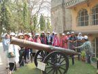 बेगम्स ऑफ भोपाल क्लब की बेगम्स ने की वॉक, जाना भोपाल का इतिहास|भोपाल,Bhopal - Dainik Bhaskar