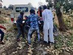 बिल जमा नहीं करने पर कार जब्त करने गए कर्मचारियों से बदसलूकी, केस दर्ज कर उपभोक्ता गिरफ्तार|उज्जैन,Ujjain - Dainik Bhaskar