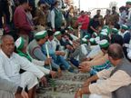 मुजफ्फरनगर में BKU का दिल्ली-सहारनपुर ट्रैक पर कब्जा; शामली में किसानों ने लगाया टेंट, एजेंसियां अलर्ट मेरठ,Meerut - Dainik Bhaskar