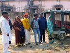 सिर पर वारकर बुजुर्ग महिला की हत्या, जमीन विवाद में मर्डर की आशंका|झारखंड,Jharkhand - Dainik Bhaskar
