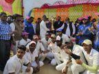 अव्यांश सिंह के शतक पर भारी पड़ी चेतन की तेज गेंदबाजी, भरतपुर रेड 6 रन से जीती|भरतपुर,Bharatpur - Dainik Bhaskar