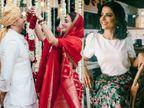 दीया मिर्जा के साथ वैभव रेखी की शादी पर अब उनकी एक्स वाइफ सुनैना का आया रिएक्शन, बोलीं- खुशी है कि मेरी बेटी इस खास मौके का हिस्सा बनी|बॉलीवुड,Bollywood - Dainik Bhaskar