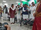 विधानसभा चुनाव में LJP ने कराया था 3.88 लाख का नुकसान, JDU में आने वालों के पास सिर्फ 98,788 वोट|बिहार,Bihar - Dainik Bhaskar