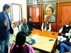 किसानों के समर्थन में सड़क पर उतरेगी कांग्रेस, शनिवार को पैदल मार्च निकाल जताएगी विरोध|उदयपुर,Udaipur - Money Bhaskar